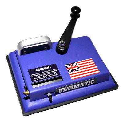 ULTIMATIC Cigarette Maker Rolling Tobacco Injector, Our Premier Machine 2
