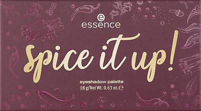 "ESSENCE LE ""spice it up!""  eyeshadow palette (18 shades)  NEU&OVP 3"