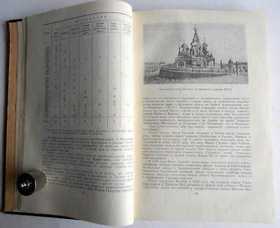 1950/54 P.SYTIN Russia MOSCOW History of Planning & Building Books 2 Volumes 7