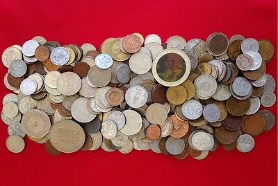 ☆ 50 Coins From Estate Collection ☆ Roman, World, Old Early US 1800s GOLD SILVER 10