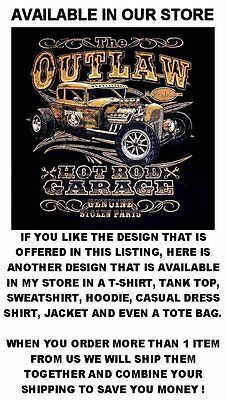 WICKED PISTON CUSTOMS HOT STREET RAT ROD OLD SCHOOL SKULL ZIP HOODIE SWEATSHIRT