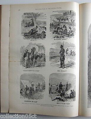1902'S Book, Battles And Commanders Of Civil War, Leslie's Famous War Pictures 9