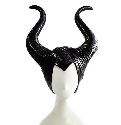 Deluxe Maleficent Horns Maleficent Evil Queen Headpiece Maleficent Accessories 2