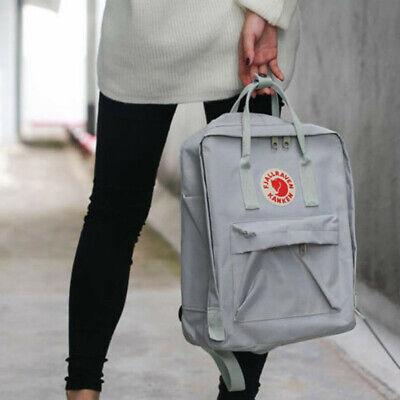 7L/16L/20L Waterproof Fjallraven Kanken Backpack Travel Sport Handbag Rucksack 5