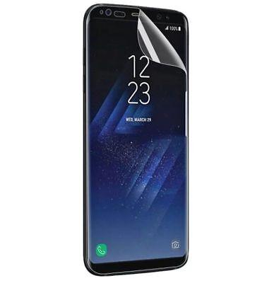 2x 3x 4x Samsung Galaxy S8 S8+ S9 S10 Plus Panzerfolie Schutz Rand Wölbung 3D 3