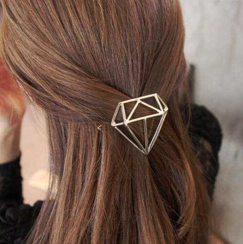 Fashion Women Girls Gold Silver Animal Flower Hairpin Hair Clip Hair Accessories 6