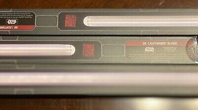 "36"" Lightsaber Blade Star Wars: Galaxy's Edge Legacy Hilt Disney & Mystery Pin 3"