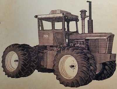 John deere 7520 tractor flat rate manual frm 126 376 1649 1 of 12 john deere 7520 tractor flat rate manual frm 126 376 fandeluxe Image collections