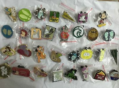 Disneyland Pins Collections Trading Lots of 30 Walt Disney Hidden Mickey limited 3