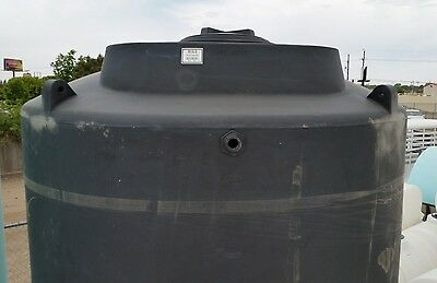 6 of 12 5000 Gallon Poly Water ONLY Storage Tanks 102DX152H Norwesco & 5000 GALLON POLY Water ONLY Storage Tanks 102DX152H Norwesco ...