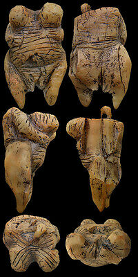 Venus from Hohle Fels cave (Germany) - cast 6