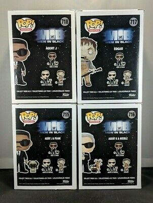 Funko Pop! Movies: Men In Black  FUNKO SHOP EXCLUSIVE  FULL LOT  FREE SHIPPING 3