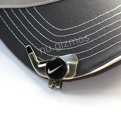BRAND NEW NIKE MAGNETIC GOLF HAT CLIP and BALL MARKER -  9.99  cdc235c1859