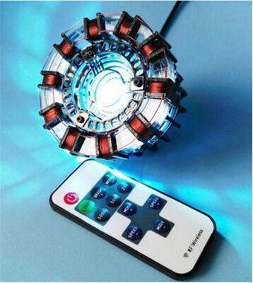 Iron Man Reactor Scale Heart Pioneer Arc Ark Reactor Model Decoration Gift 7