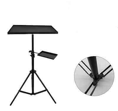 NEW Adjustable Laptop Notebook Computer Tripod Stand Projector Holder 69-210cm