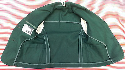 Vintage 1950s blazer green UNUSED girls school uniform Swan Lake Arthur Howard 5