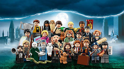 LEGO Harry Potter Fantastic Beasts Minifigures #71022 UPick New//Opened for ID