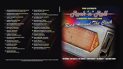 Rock n Roll 10 CDs 250 Hits The Ultimate Jukebox Collection Of 50s 60s Music New 5