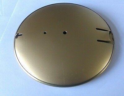 Satin Finished Brass Plated Bob Diameter 160mm Rod Size 25x7 mm