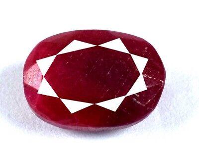 Padparadscha Zircon 13.55ct 12x16mm Pear Faceted Cut AAAAA VVS Loose Gemstone