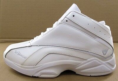 V4orce Playmaker Men's Leather Basketball Shoes 52623N  NWD  Sz 7-17 M, 2E, 4E 4