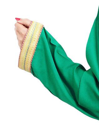Kaftan Moroccan Women Arabian Beach Summer Caftan Long Dress Muslim Abaya Jelaba