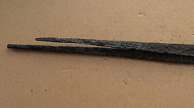 Nice Viking Blacksmith Forceps Tool 8-10 AD Kievan Rus 5