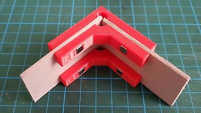 Model Makers 90° degree Right Angle Magnetic Clamps (2 Pairs) - in 4 Sizes 5