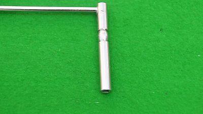 Antique french Clock Crank Key No 2 (2.75 mm Square)
