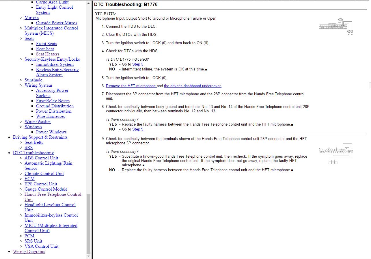 4 of 6 *WORKSHOP MANUAL SERVICE & REPAIR GUIDE for HONDA JAZZ 2007-2014  +WIRING