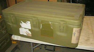 32x20x11 Aluminum Military Medical Chest Watertight Survival Bug Out Storage Box 7