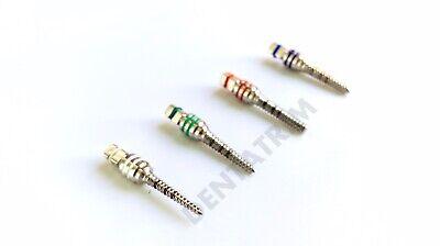 Dental Implant Bone Compression Screws 4 Pcs Sinus Lift Expander Hex Tools 2
