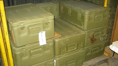 32x20x11 Aluminum Military Medical Chest Watertight Survival Bug Out Storage Box 10