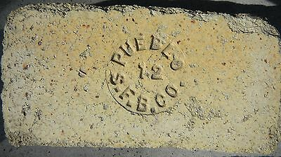 1000 Reclaimed Early 20Th Century Colorado Fire Bricks & Wedges 10