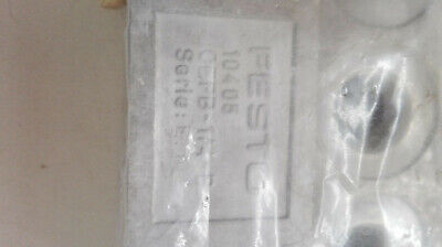 Festo Endplattenbausatz End Plate CEPB-1/4-B, nr: 10405 New/Boxed 3