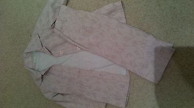 Infancy Girls 2  piece designer outfit age 6 3