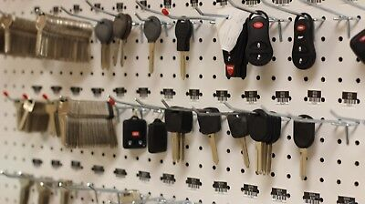 A131-A155 Key Licensed Locksmith. Cut To Code 4 New Keys For YAKIMA Roof Rack