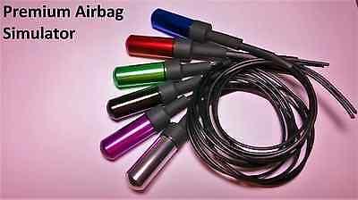 Universal  Airbag u.Gurtstraffer Überbrückung   Premium mit Stecker für Peugeot