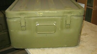 32x20x11 Aluminum Military Medical Chest Watertight Survival Bug Out Storage Box 8