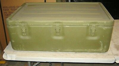 32x20x11 Aluminum Military Medical Chest Watertight Survival Bug Out Storage Box 2