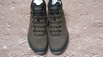 ECCO NIB MEN'S Biom Venture Gritty Gore Tex Hiking Boots