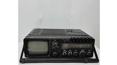 Antigua Radio Casette y TV Marca MBO Fabricada en Alemania 1979 Vintage.