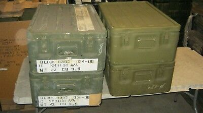 32x20x11 Aluminum Military Medical Chest Watertight Survival Bug Out Storage Box 9