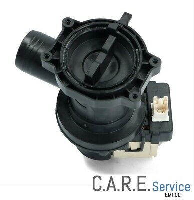 Pompa Scarico Lavatrice 480111100786 461974644711 481010584942 Whirlpool 3