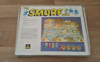 The Smurf Game - John Sands - 1981 - vintage