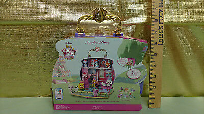 ffb182ccd92 ... Disney Princess Whisker Haven Palace Pets Carry   Play Pawfect Purse Toy  Set New 2
