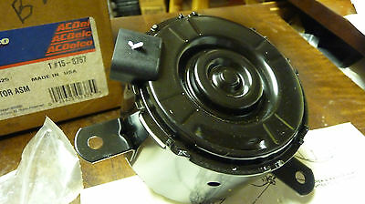 For 2007-2013 GMC Sierra 1500 Engine Cooling Fan Motor Kit AC Delco 79161BN