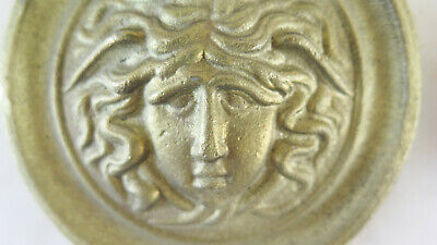 6 Handles for Furniture Antique Bronze a Locket Frieze Accessories CH29 6