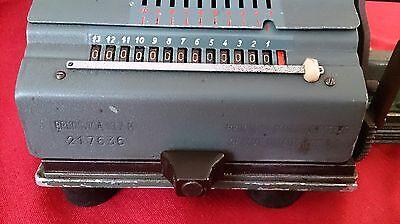 Calculadora Brunsviga 13 ZK ( modelo Azul) 10