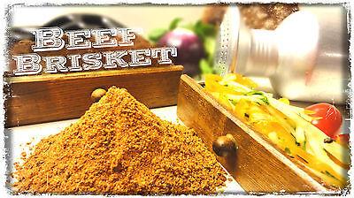 Beef Brisket Pulled Beef 250g ROYAL CLASS BEEF BBQ Rub Smoker Grill Gewürz Rind 4